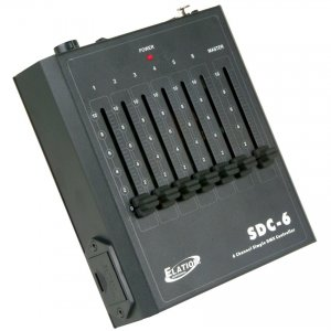 6ch DMX Lighting Controller Hire