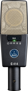 AKG C414 XLS Microphone Hire