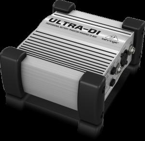 Behringer Ultra-DI DI100 Hire