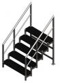 Litedeck Modular Step Hire