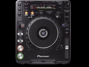 Pioneer CDJ1000 Mk3 Hire