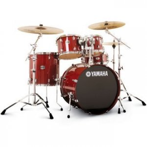 Yamaha Stage Custom Drum Kit Hire