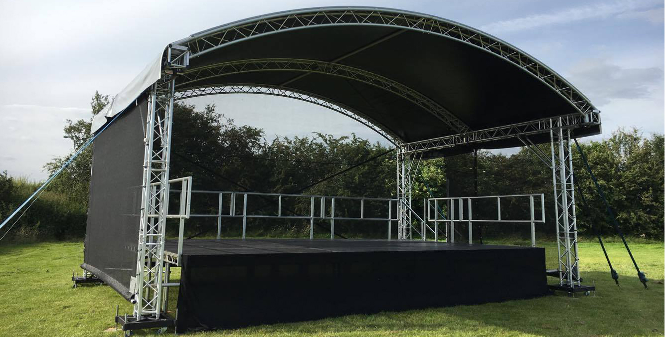 Prolyte Arc Stage Roof